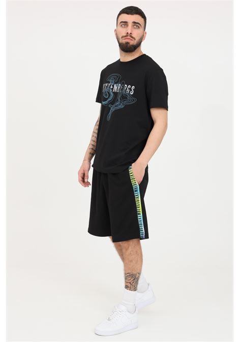 Shorts uomo nero bikkembergs casual BIKKEMBERGS | Shorts | C119180M3875C74