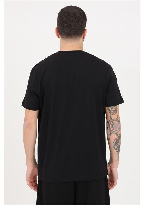 T-shirt uomo nero bikkembergs a manica corta BIKKEMBERGS | T-shirt | C410124E1811C74