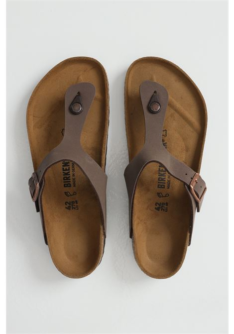 Gizeh BS Mocca adjustable flip flops BIRKENSTOCK | Flip flops | 043751.