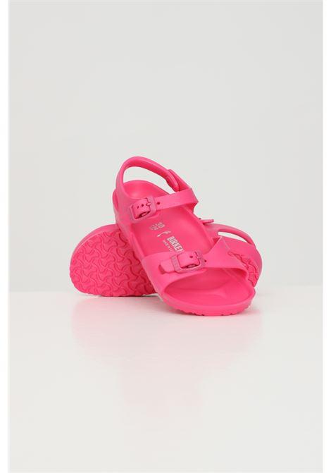 Pink rio eva beetroot purple sandals. Birkenstock BIRKENSTOCK | Sandal | 1015463.