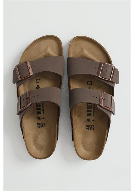 Arizona Bs Mocca slippers with adjustable straps BIRKENSTOCK | Slipper | 151183.