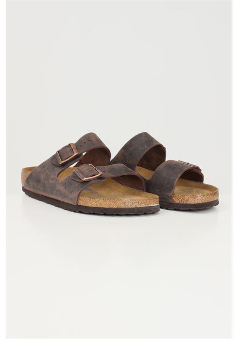Brown arizona bs habana slippers. Birkenstock BIRKENSTOCK | Slipper | 452763UNI