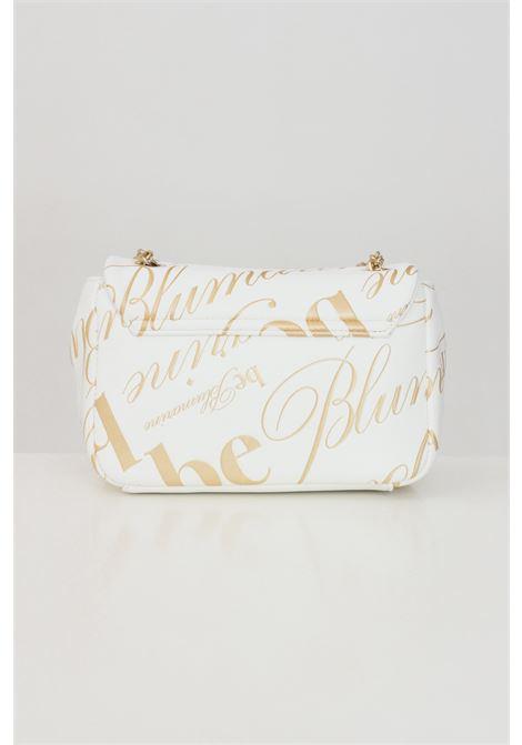 Borsa donna bianco blumarine con tracolla in catena Blumarine | Borse | E17WBBA871684MCI