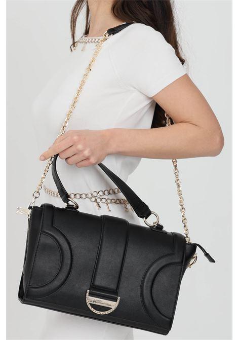 Black bag with removable faux leather shoulder strap. Zip closure. Blumarine Blumarine | Bag | E17WBBG372027899