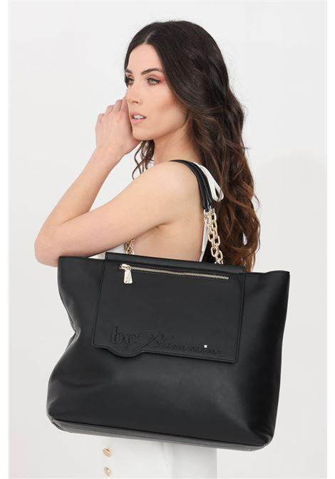 Borsa donna nero blumarine shopper Blumarine | Borse | E17WBBL272018899