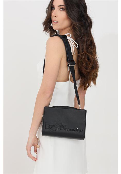 Borsa donna nero blumarine con tracolla removibile Blumarine | Borse | E17WBBL972018899