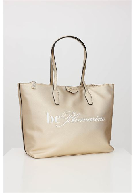 Borsa donna oro gaelle shopper Blumarine | Borse | E17WBBO170793933