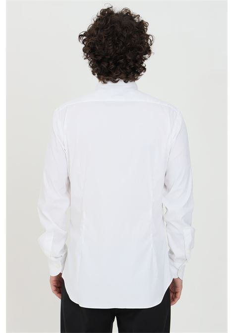White shirt, Korean model. Brand: Brancaccio caruso BRANCACCIO CARUSO | Shirt | KS80001