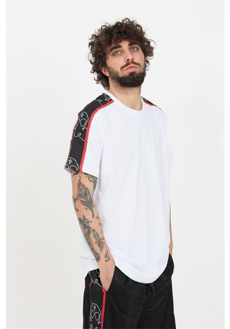 White t-shirt short sleeve but not BUT NOT | T-shirt | U901-251BIANCO