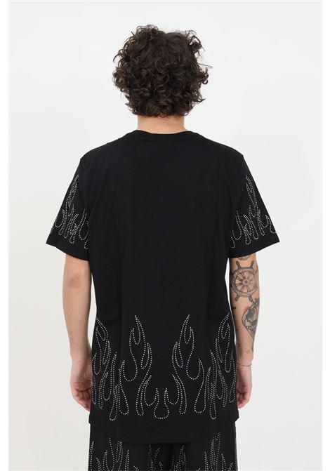 Black t-shirt short sleeve but not BUT NOT | T-shirt | U901-254NERO