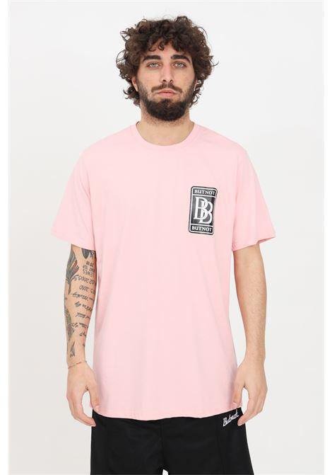 Pink t-shirt short sleeve but not  BUT NOT | T-shirt | U901-272ROSA