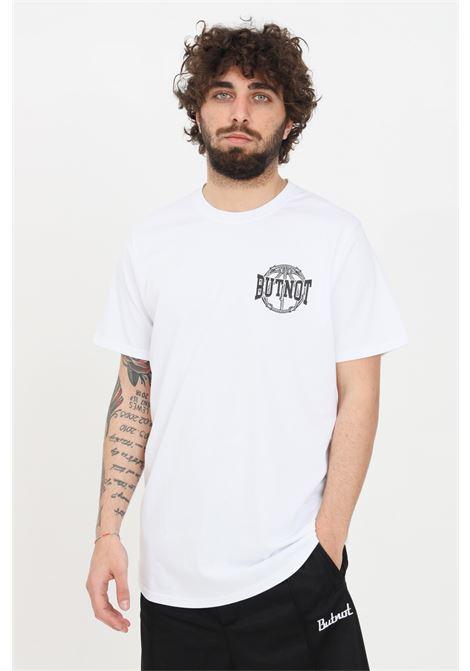 White t-shirt short sleeve but not BUT NOT | T-shirt | U901-281BIANCO
