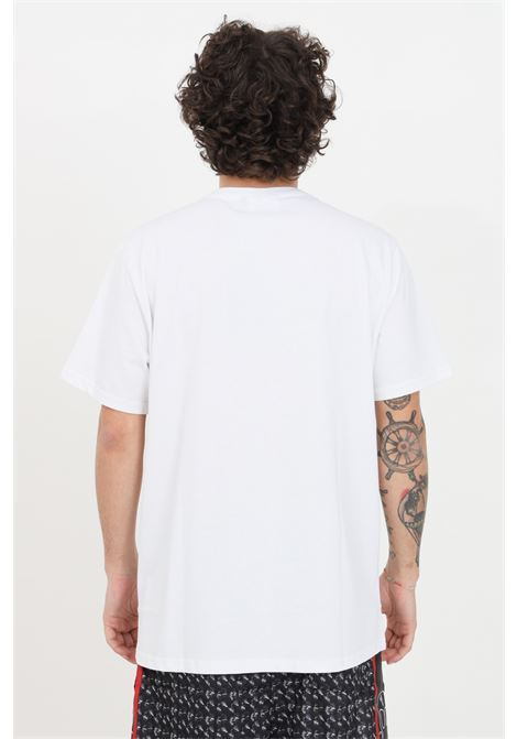 White t-shirt short sleeve but not BUT NOT | T-shirt | U901-313BIANCO