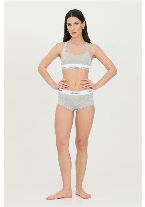 Slip hipster a vita alta modern cotton CALVIN KLEIN | Boxer | 0000F3788E020