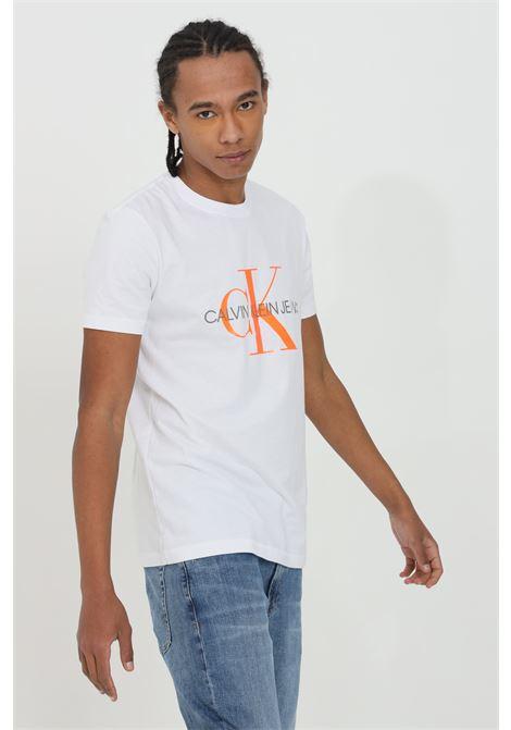 T-shirt with front print CALVIN KLEIN | T-shirt | J30J317065YAF