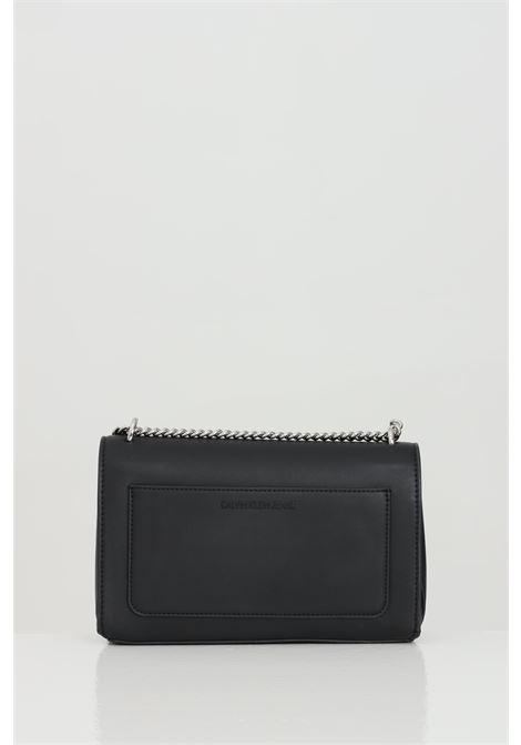 Bag with shoulder strap and closure with clip CALVIN KLEIN | Bag | K60K607463BDS