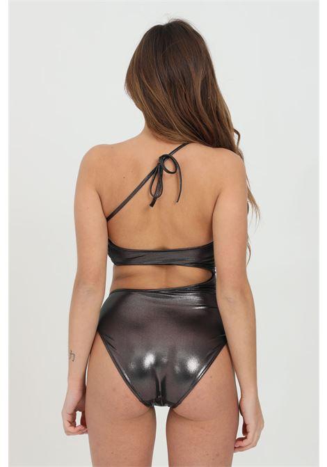 One-piece swimsuit with satined effect spread CALVIN KLEIN | Beachwear | KW0KW01262PE6