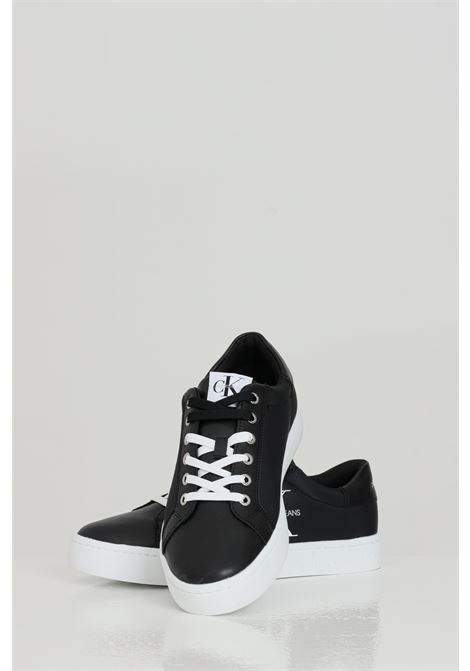 Sneakers laceup bds. Black. CALVIN KLEIN | Sneakers | YM0YM00029BDS