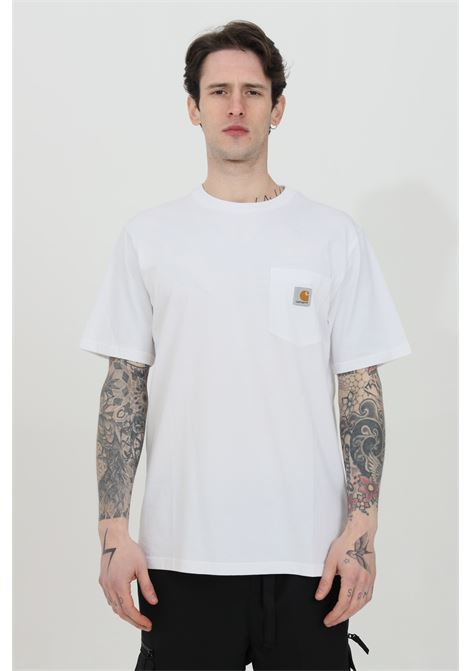 Basic t-shirt with front pocket CARHARTT | T-shirt | I022091.0302.00
