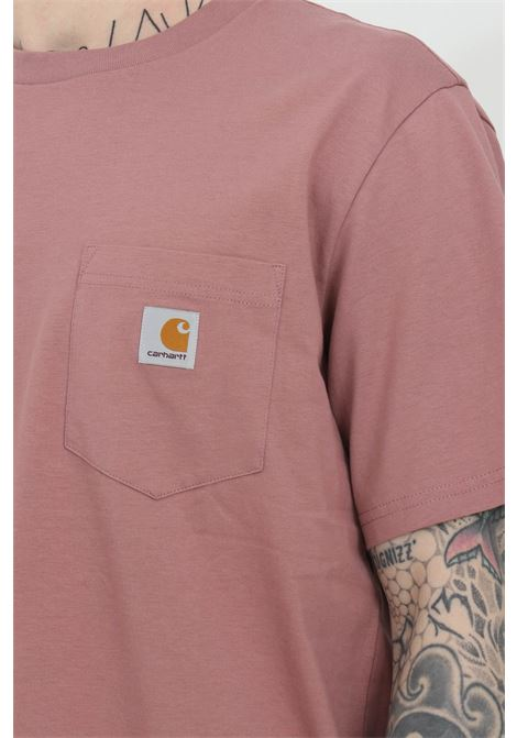 Basic t-shirt with front pocket CARHARTT | T-shirt | I022091.030AE.00