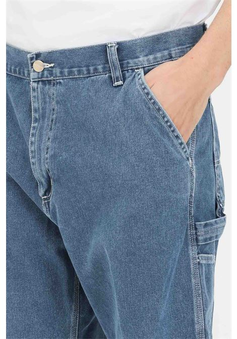 Shorts uomo denim carhartt casual modello comodo CARHARTT | Shorts | I022950.0001.06