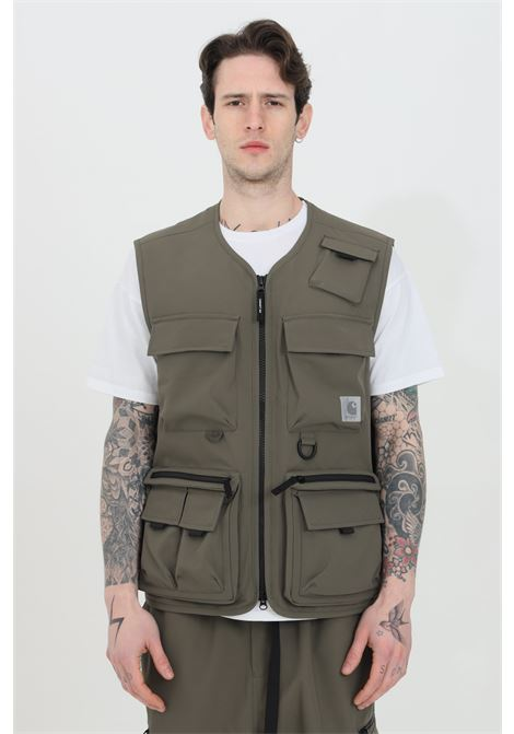 Elemwood vest with zip CARHARTT | Jacket | I026023.03966.00