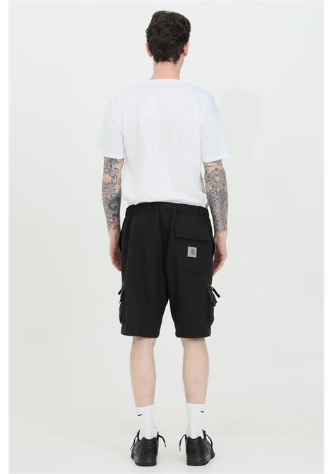 Wip elwmood shorts with waist elastic band CARHARTT | Shorts | I026131.0389.00