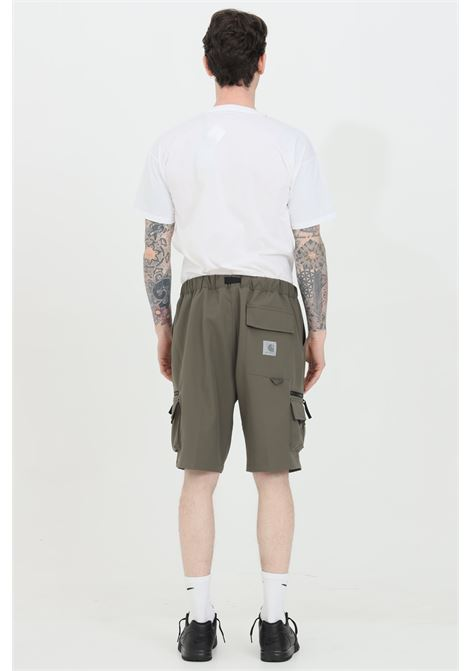 Wip elwmood shorts with waist elastic band CARHARTT | Shorts | I026131.03966.00