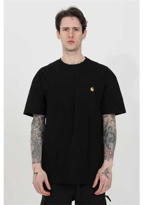 Basic t-shirt with embroidered logo CARHARTT | T-shirt | I026391.0389.90