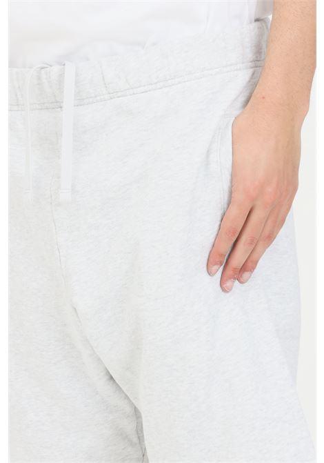 Shorts uomo ghiaccio carhartt casual con elastico in vita CARHARTT | Shorts | I027698.03482.00