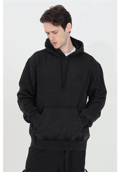 Hooded mosby script, hooded sweatshirt in cotton CARHARTT | Sweatshirt | I028586.0389.00