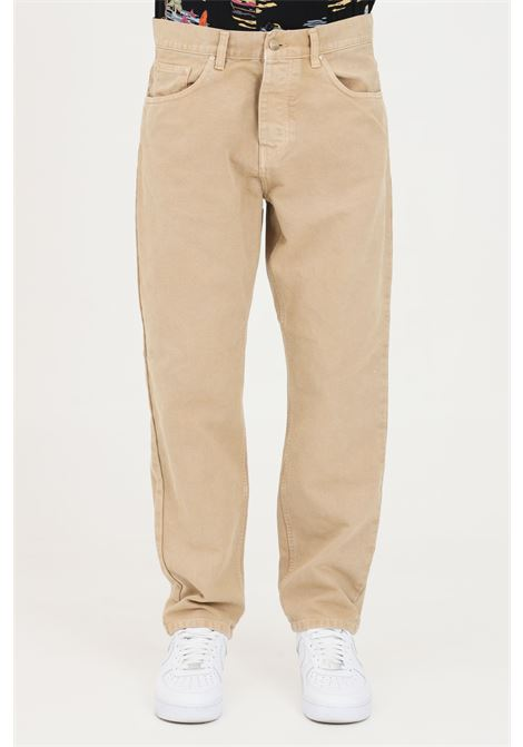 Beige casual trousers. Carhartt  CARHARTT | Pants | I028626.0007E.WF