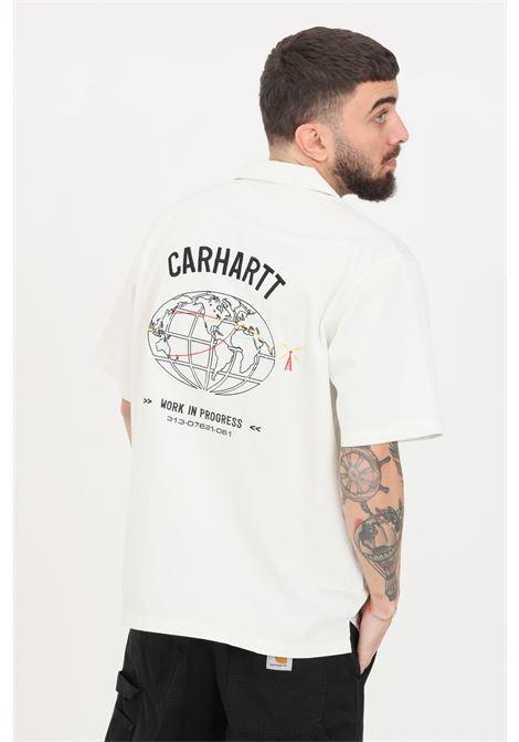 Camicia uomo ghiaccio carhartt casual CARHARTT | Camicie | I028806.03D6.00