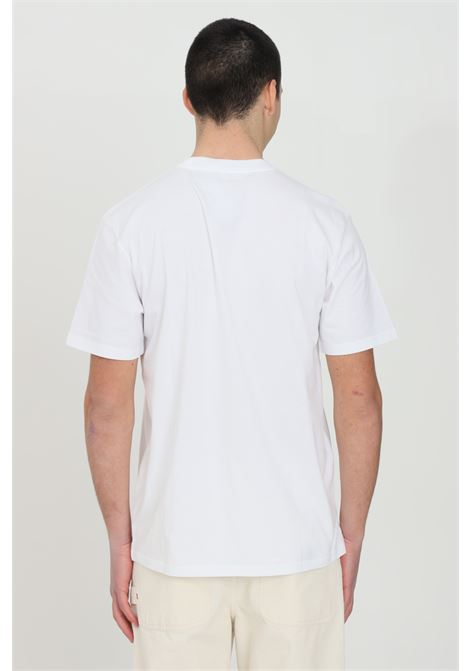 White S/S Treasure t-shirt with graphic print on the front, short sleeve. Carhartt  CARHARTT | T-shirt | I029021.0302.00