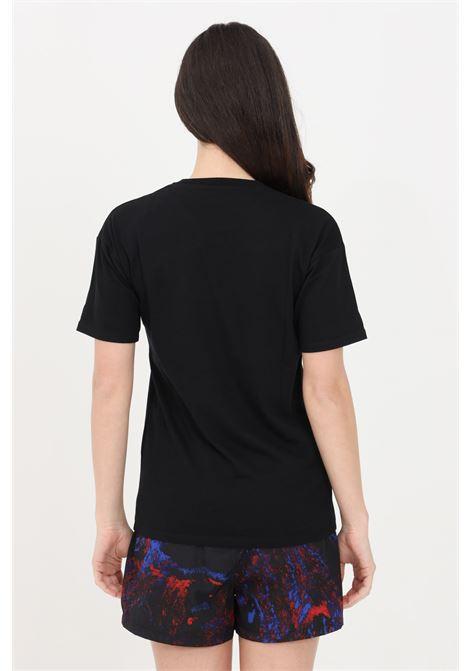 Black t-shirt with front pocket, short sleeve. Carhartt  CARHARTT | T-shirt | I029070.0389.00