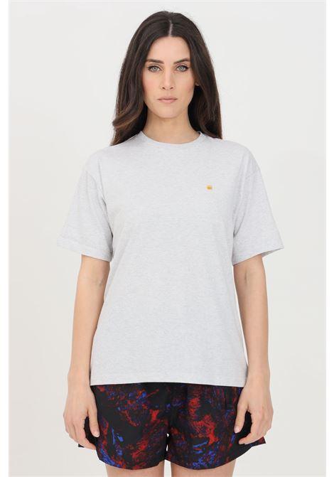 Grey t-shirt with short sleeve. Carhartt  CARHARTT | T-shirt | I029072.03482.90