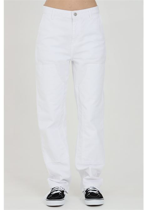 Sonora Pantalone in denim CARHARTT | Pants | I029128.0002.WD