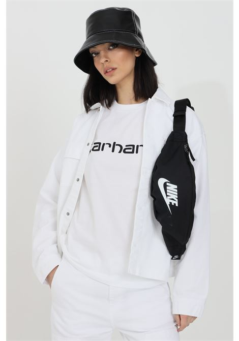 Giubbotto sonora shirt jacket donna in denim bianco carhartt. Colletto regular e taschino frontale. Chiusura con bottoni. Modello comodo CARHARTT | Giubbotti | I029130.0302.WD