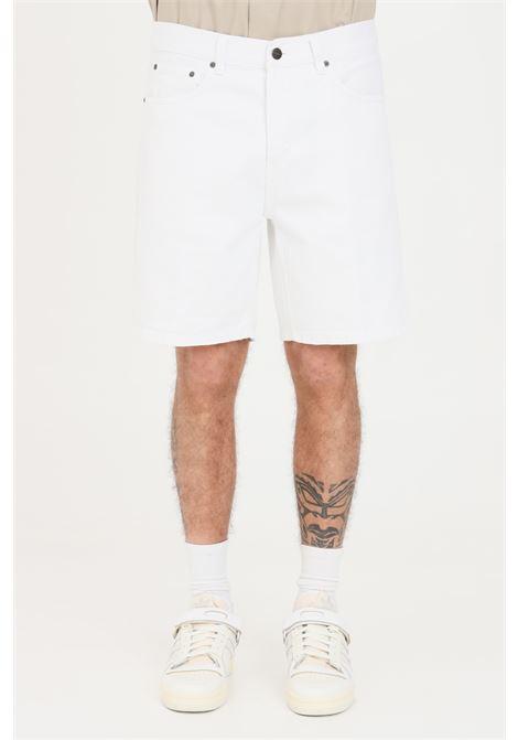 Shorts uomo bianco carhartt casual CARHARTT | Shorts | I029149.0002.WD