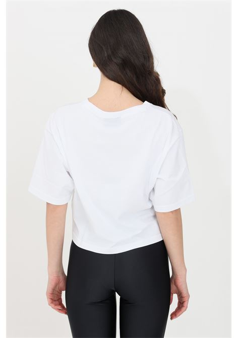 T-shirt donna bianco comme des fuckdown manica corta COMME DES FUCKDOWN | T-shirt | CDFD1359ABIANCO