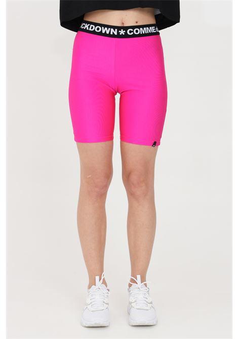 Fuchsia shorts comme des fuckdown COMME DES FUCKDOWN | Shorts | CDFD1382FUXIA