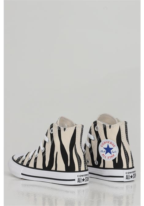 Zebra Chuck Taylor All Star High Top CONVERSE | Sneakers | 366296C.