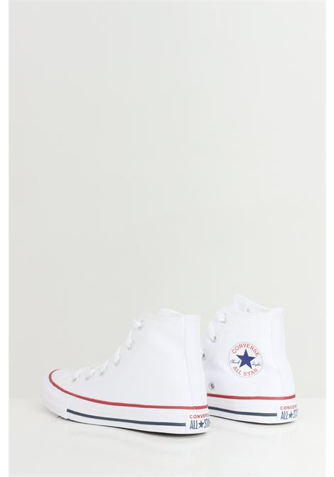 White sneakers with high cut. Baby model. Brand: Converse CONVERSE | Sneakers | 3J253C.