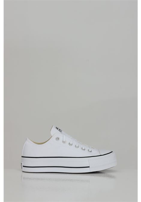 White women's ct all star lift sneakers converse  CONVERSE   Sneakers   560251C.