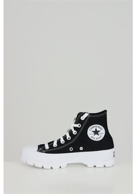 Sneakers donna nera converse chuck taylor all star CONVERSE | Sneakers | 565901C.