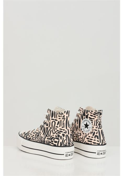 Sneakers Jungle Art Platform Chuck Taylor All Star High Top CONVERSE | Sneakers | 571084C.