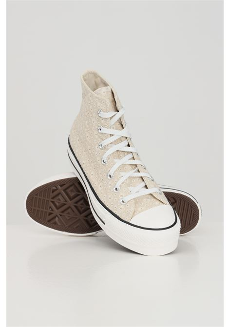 Sneakers donna beige converse CONVERSE | Sneakers | 571282C.