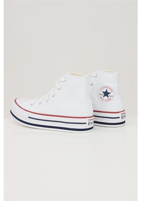 White baby sneakers, boot model. Converse CONVERSE | Sneakers | 668026CWHITE/MIDNGHT