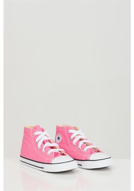 Sneakers inft c/t allstar hi neonato rosa converse CONVERSE | Sneakers | 7J234C.