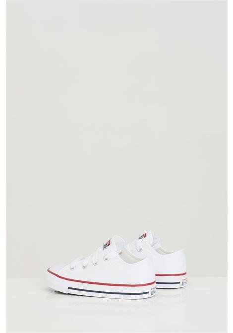 Sneakers chuck taylor all star classic neonato bianco converse CONVERSE | Sneakers | 7J256C.